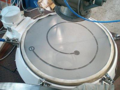 蜗牛式超声波网架