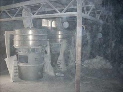 山东蓬莱化工厂--化工筛